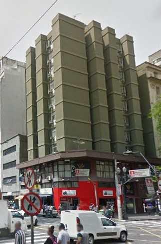 Prédio em São Paulo, bairro República