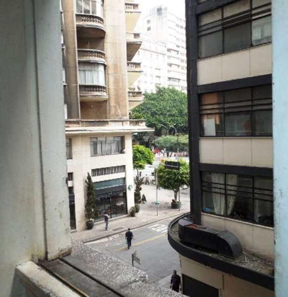 Kitnet em São Paulo, bairro República