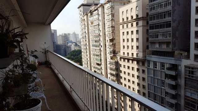 Apartamento em São Paulo, bairro República