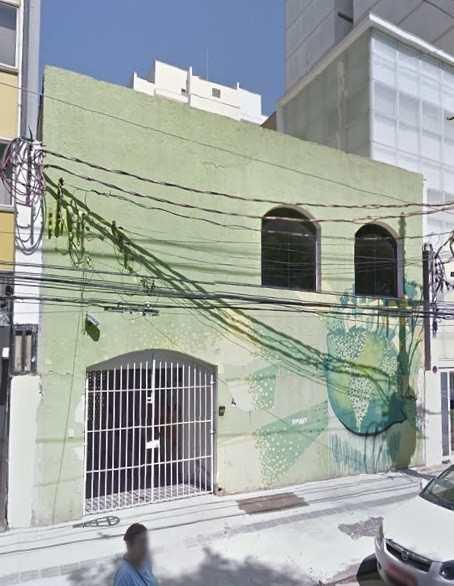 Prédio em São Paulo, bairro Bela Vista