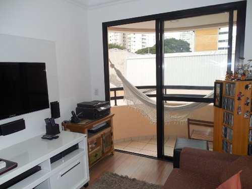 Apartamento, código 77 em São Paulo, bairro Vila Romana