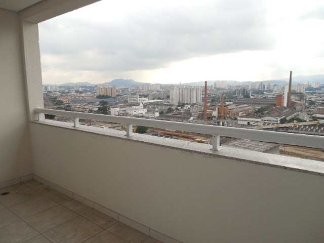 Apartamento em São Paulo, bairro Vila Romana