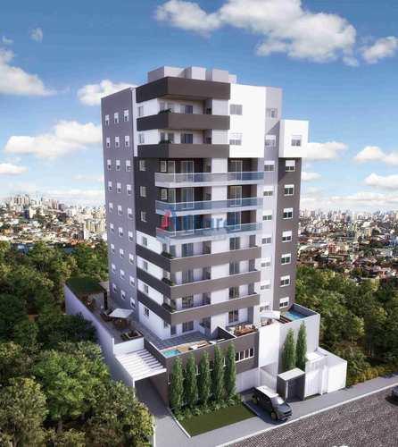 Apartamento, código 587 em Caxias do Sul, bairro Panazzolo