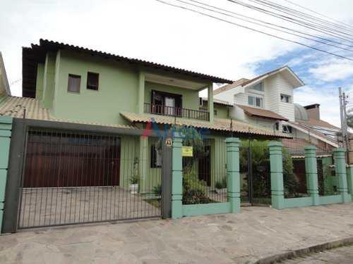 Casa, código 743 em Caxias do Sul, bairro Cinqüentenário