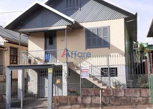 Casa, código 809 em Caxias do Sul, bairro Nossa Senhora de Lourdes