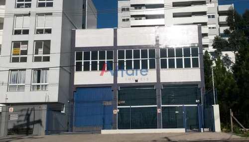 Galpão Industrial, código 818 em Caxias do Sul, bairro Jardim do Shopping