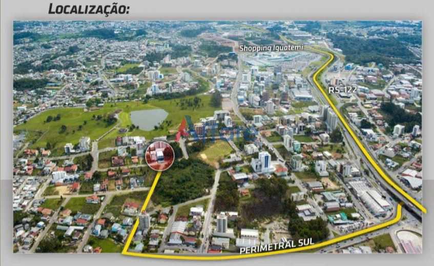 Galpão Industrial em Caxias do Sul, no bairro Jardim do Shopping