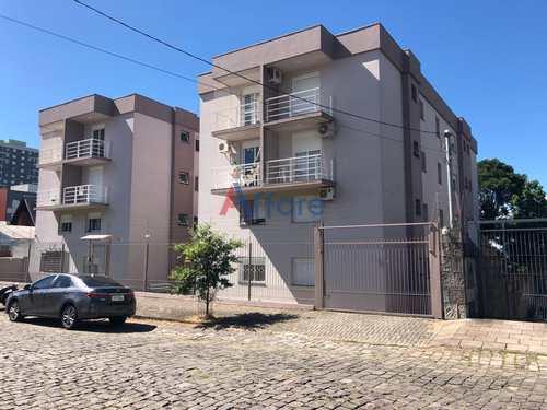 Kitnet, código 1093 em Caxias do Sul, bairro Petrópolis