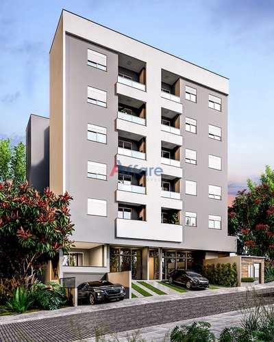 Apartamento, código 1244 em Caxias do Sul, bairro Kayser