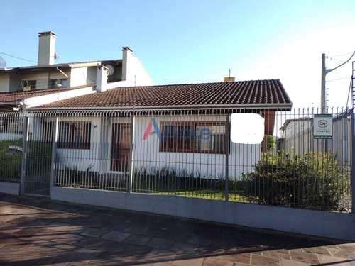 Casa, código 1384 em Caxias do Sul, bairro Santa Catarina