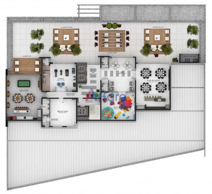 Apartamento em Caxias do Sul, no bairro Santa Catarina