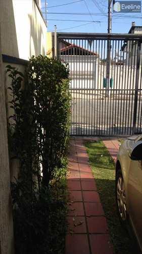 Casa, código 106 em Mogi das Cruzes, bairro Vila Oliveira