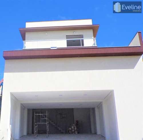 Casa de Condomínio, código 424 em Mogi das Cruzes, bairro Fazenda Rodeio
