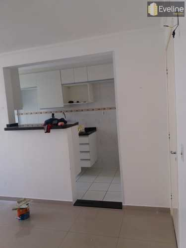 Apartamento, código 518 em Mogi das Cruzes, bairro Conjunto Residencial do Bosque