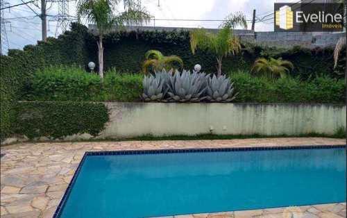 Casa de Condomínio, código 735 em Mogi das Cruzes, bairro Parque Morumbi