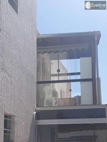 Apartamento, código 829 em Mogi das Cruzes, bairro Parque Olimpico