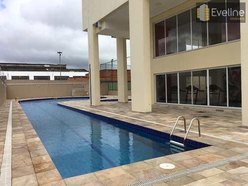 Apartamento, código 837 em Mogi das Cruzes, bairro Vila Rubens