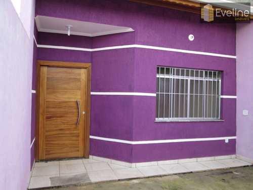 Casa, código 1028 em Mogi das Cruzes, bairro Vila Jundiaí