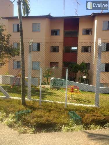 Apartamento, código 1153 em Mogi das Cruzes, bairro Parque Santana