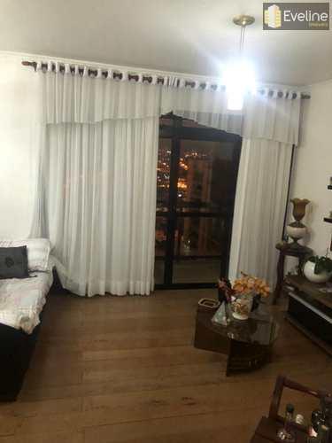 Apartamento, código 1252 em Mogi das Cruzes, bairro Centro