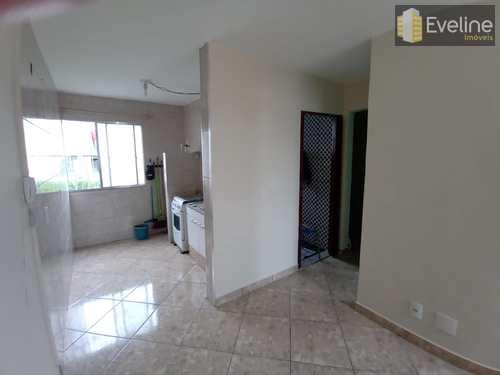 Apartamento, código 1446 em Mogi das Cruzes, bairro Alto Ipiranga