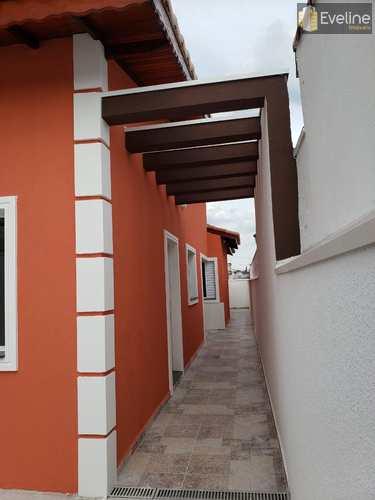 Casa, código 1464 em Mogi das Cruzes, bairro Vila Nova Cintra