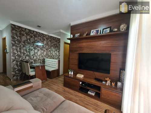 Apartamento, código 1465 em Mogi das Cruzes, bairro Jardim Marica