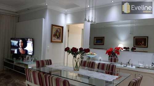 Apartamento, código 1666 em Mogi das Cruzes, bairro Vila Oliveira