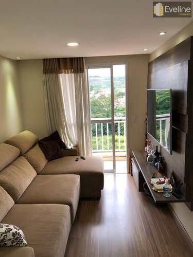 Apartamento, código 1682 em Mogi das Cruzes, bairro Mogi Moderno