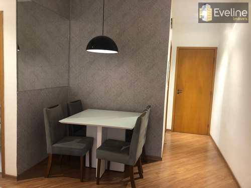 Apartamento, código 1738 em Mogi das Cruzes, bairro Jardim Marica