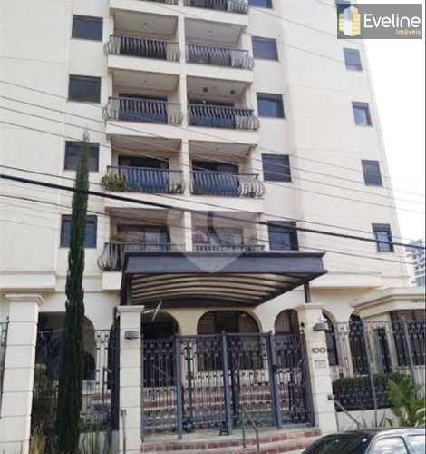 Apartamento, código 1869 em Mogi das Cruzes, bairro Vila Oliveira