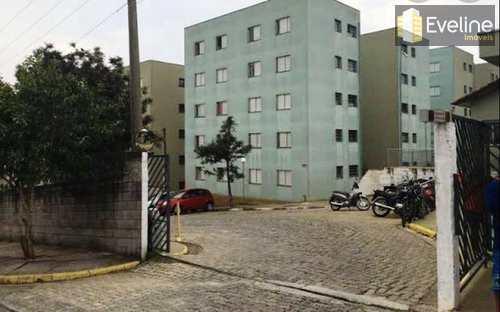 Apartamento, código 1939 em Mogi das Cruzes, bairro Conjunto Residencial do Bosque