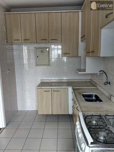 Apartamento, código 2021 em Mogi das Cruzes, bairro Vila Mogilar