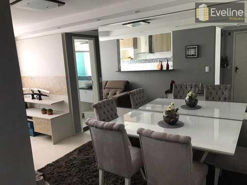 Apartamento, código 2153 em Mogi das Cruzes, bairro Conjunto Residencial do Bosque