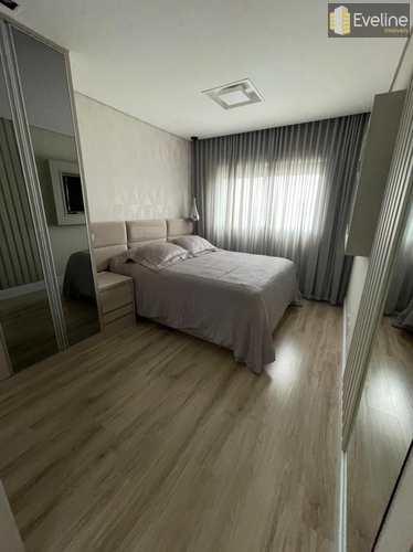 Apartamento, código 2234 em Mogi das Cruzes, bairro Vila Partenio