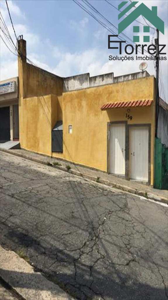 Casa em São Paulo, no bairro Vila Santa Maria