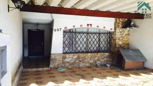 Casa, código 557A em São Paulo, bairro Jardim Peri