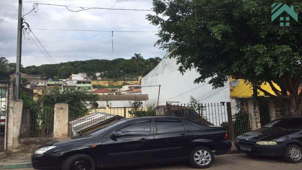 Terreno em São Paulo, no bairro Vila Amália (Zona Norte)