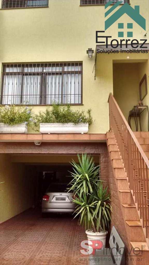 Casa em São Paulo, no bairro Jardim Monte Alegre (Zona Norte)