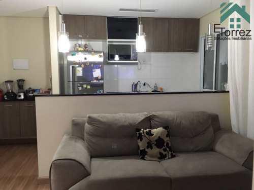 Apartamento, código 101SUZ em São Paulo, bairro Vila Amália (Zona Norte)