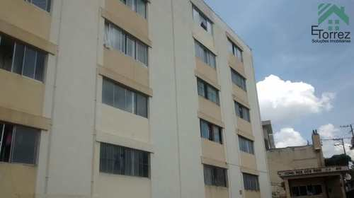 Apartamento, código 413M em São Paulo, bairro Lauzane Paulista