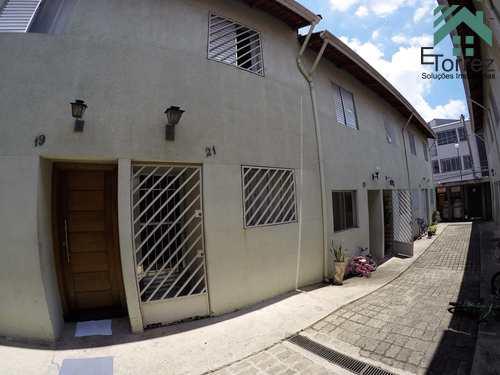 Casa de Condomínio, código 732M em São Paulo, bairro Vila Espanhola