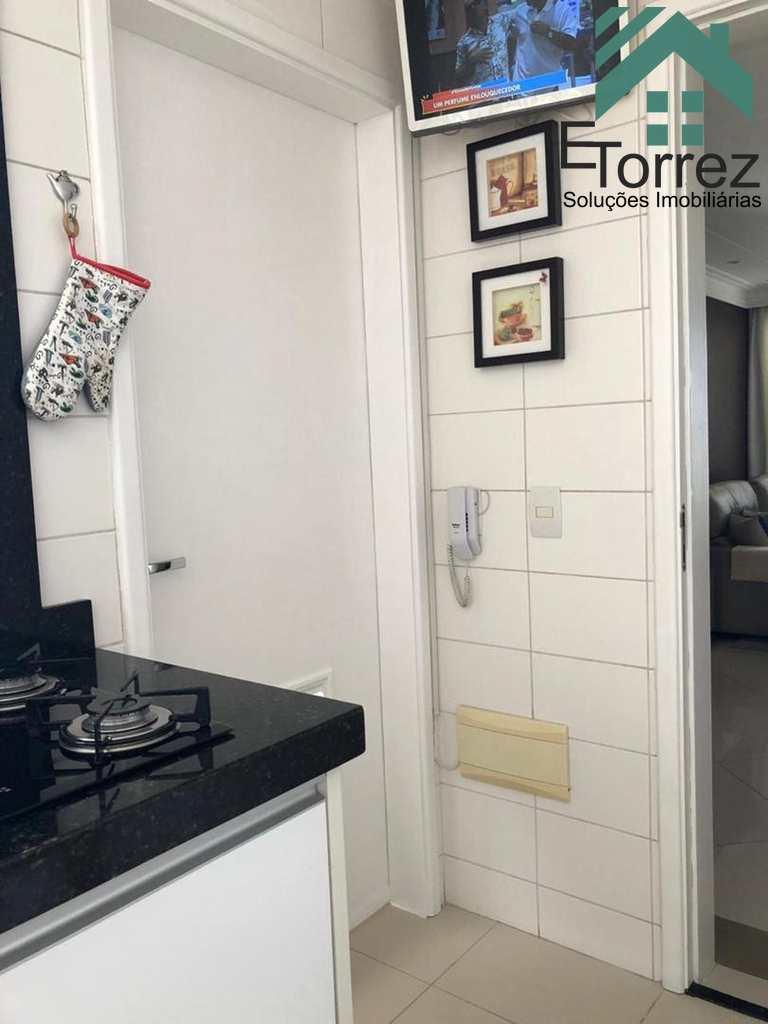 Apartamento em São Paulo, no bairro Carandiru