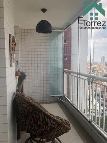 Apartamento, código 203TH em São Paulo, bairro Carandiru