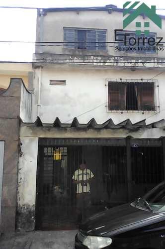 Sobrado, código 83M em São Paulo, bairro Lauzane Paulista