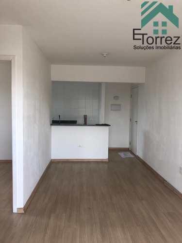 Apartamento, código 2511M em São Paulo, bairro Vila Nova Cachoeirinha