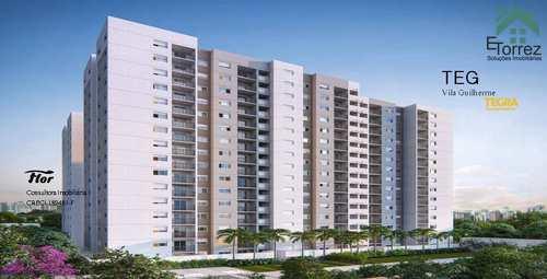 Apartamento, código FL408 em São Paulo, bairro Vila Guilherme