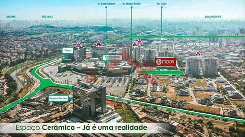 Apartamento, código 311 em São Caetano do Sul, bairro Cerâmica