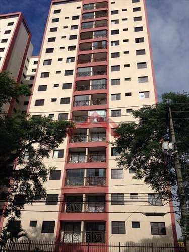 Apartamento, código 4 em São Bernardo do Campo, bairro Vila Euclides