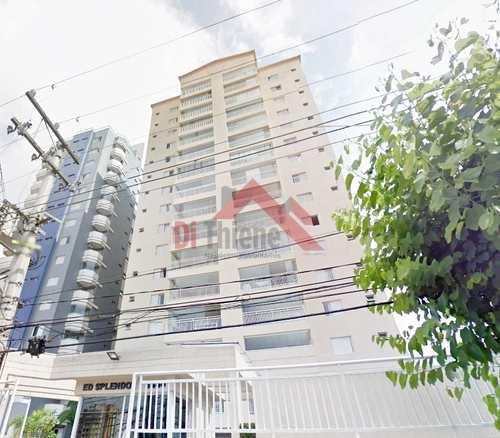 Apartamento, código 589 em São Caetano do Sul, bairro Santa Paula